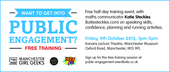 Free training: Get into public engagement